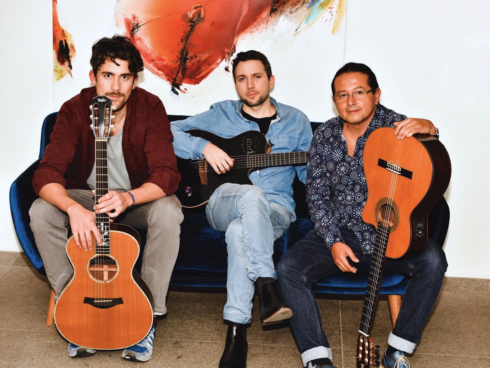 World Guitar Trio