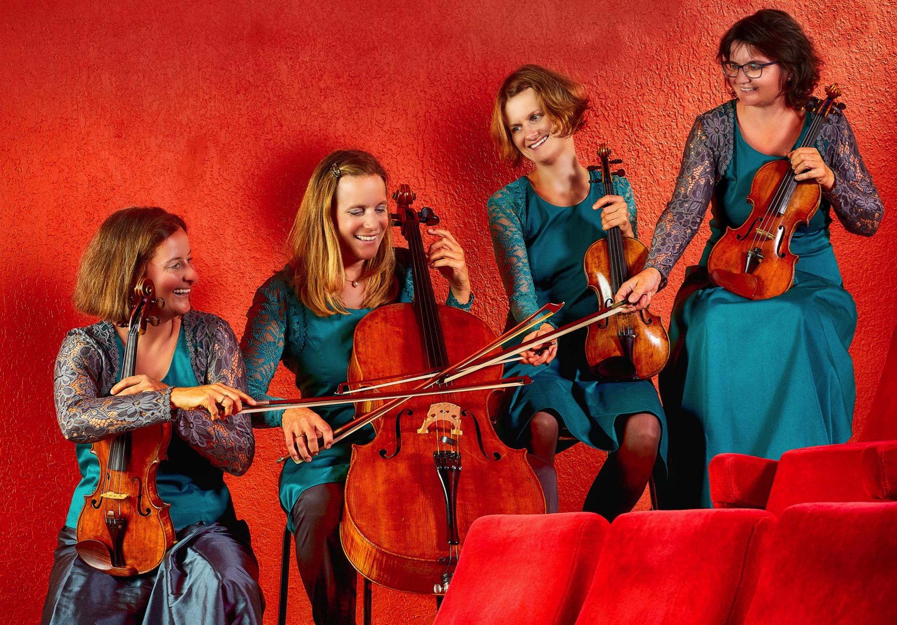 Manesse Quartett