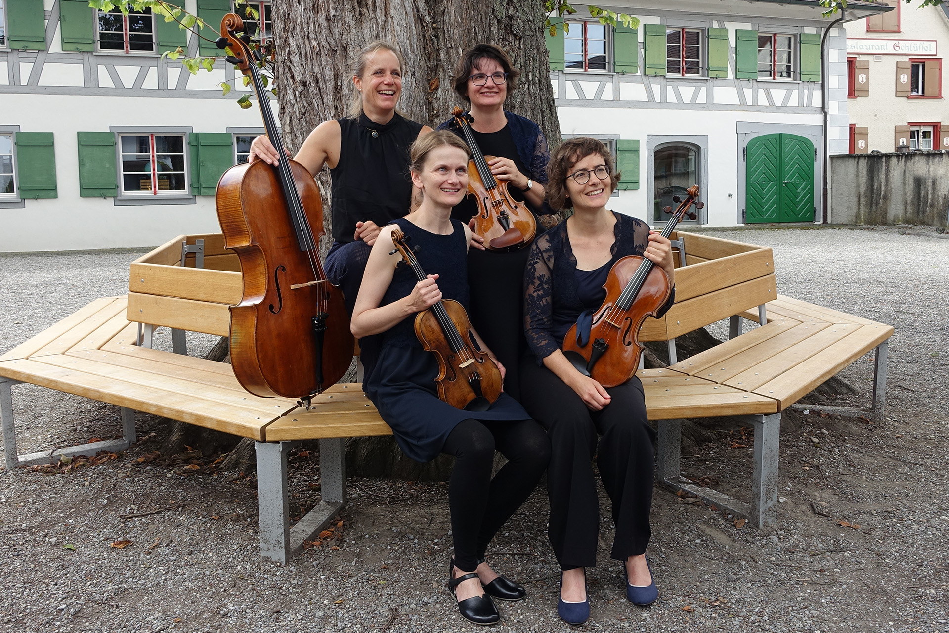 Manesse Quartett