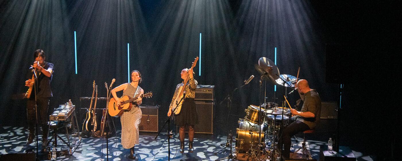 Hollow Hearts in concert: kulturkoller